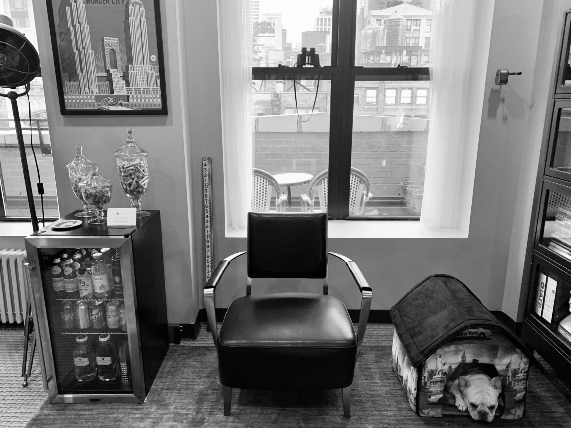 Gotham Psychotherapy Office